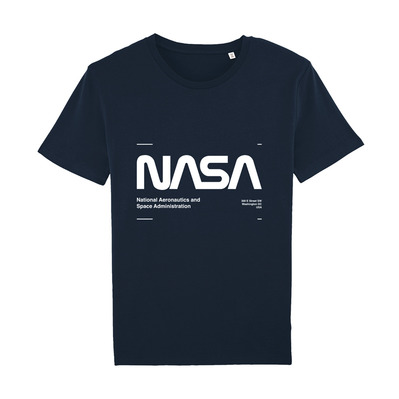 NASA - BLACKNASA - T-Shirt - navy