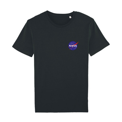 NASA - MEATBALL HEART - T-Shirt - black