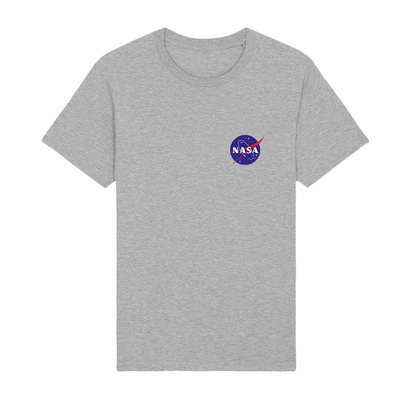 NASA - MEATBALL HEART - T-Shirt - grey