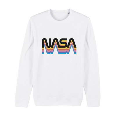 NASA - RAINBOWNASA - Sweatshirt - white