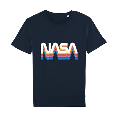 NASA - RAINBOWNASA - T-Shirt - navy