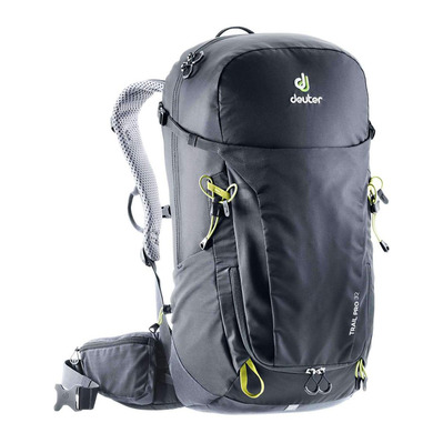 DEUTER - TRAIL PRO 32L - Zaino black/ graphite