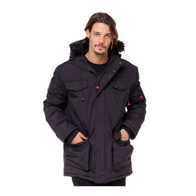 GEOGRAPHICAL NORWAY - COQUIN - Parka - Männer - black