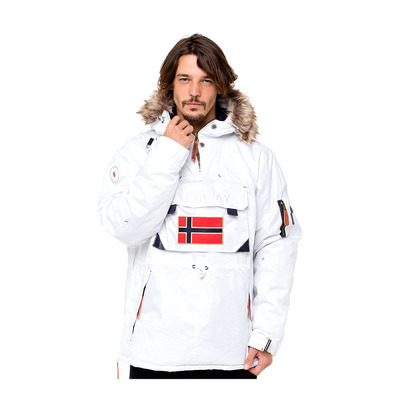 GEOGRAPHICAL NORWAY - CORPORATE - Jacke - Männer - white