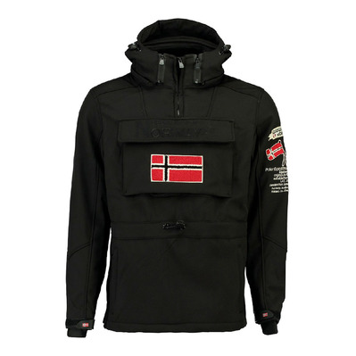 GEOGRAPHICAL NORWAY - TUILDING - Jacke - Männer - black