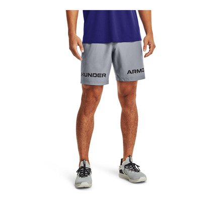 UNDER ARMOUR - UA Woven Graphic WM Short-GRY Homme GREY
