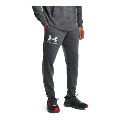 UNDER ARMOUR - UA RIVAL TERRY JOGGER-GRY Homme GREY