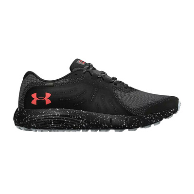 UNDER ARMOUR - UA Charged Bandit Trail GTX-BLK Homme BLACK