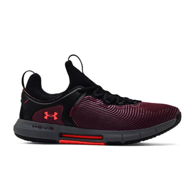 UNDER ARMOUR - UA HOVR Rise 2-RED Homme RED