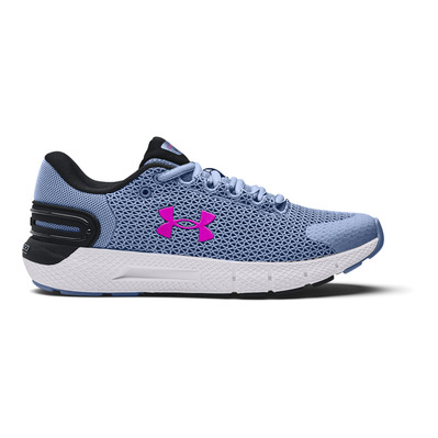 UNDER ARMOUR - CHARGED ROGUE 2.5 - Chaussures running Femme blue