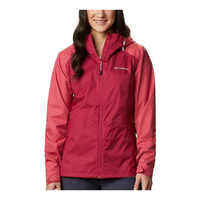 COLUMBIA - INNER LIMITS II - Giacca Donna red orchid/rou