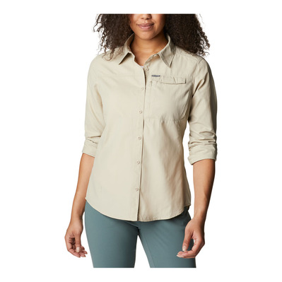 COLUMBIA - Silver Ridge™ EU 2.0 Long Sleeve Femme Fossil