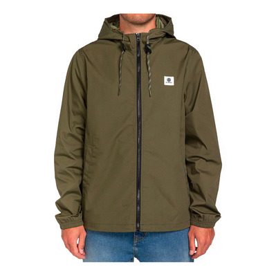 ELEMENT - ALDER LIGHT - Veste Homme army