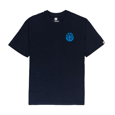 ELEMENT - BALMORE - Tee-shirt Homme eclipse navy