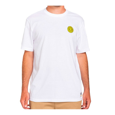 ELEMENT - THE VISION - Tee-shirt Homme optic white