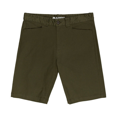 "ELEMENT - SAWYER CLASSIC 21"" - Short Homme army"