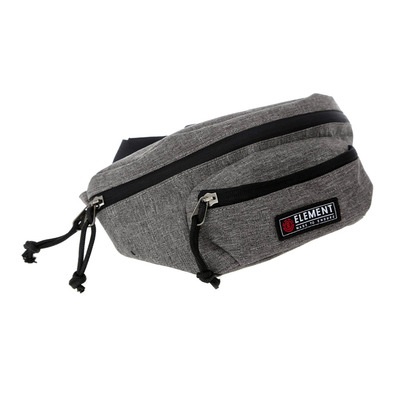 ELEMENT - POSSE 3L - Sac banane Homme grey heather