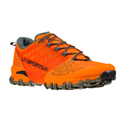 LA SPORTIVA - BUSHIDO II - Chaussures trail Homme tiger/clay