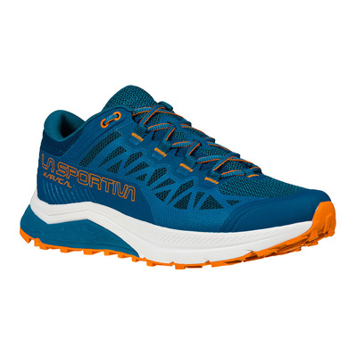 LA SPORTIVA - KARACAL - Chaussures trail Homme space blue/maple