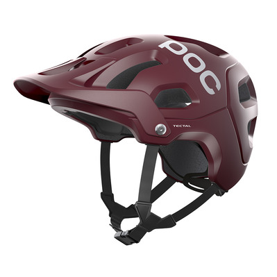 POC - TECTAL - Casque VTT propylene red matt