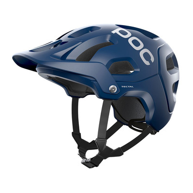 POC - TECTAL - Casque VTT lead blue matt