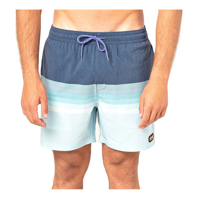 "RIP CURL - LAYERED VOLLEY 16"" - Boardshort Homme navy"