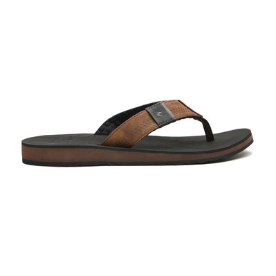 RIP CURL - P - LOW 2 Homme BROWN/BLACK