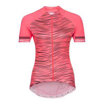 ODLO - ZEROWEIGHT CERAMICOOL PRO - Maillot Femme siesta/graphic ss21