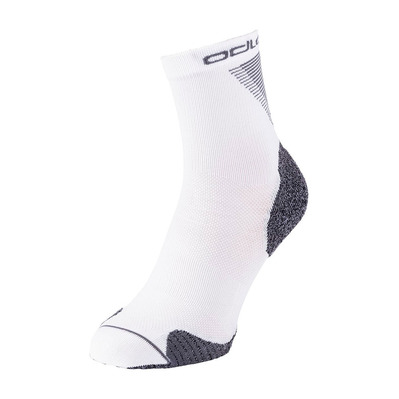 ODLO - CERAMICOOL RUN - Chaussettes white