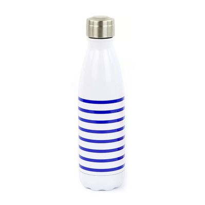 YOKO DESIGN - MARINIERE - Bouteille isotherme 500ml blue