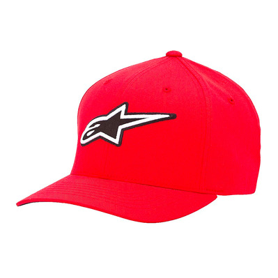 ALPINESTARS - CORPORATE - Casquette Homme red