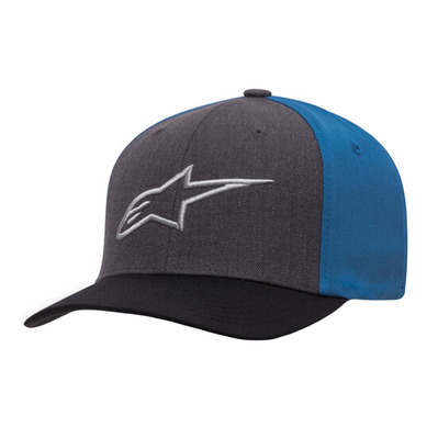 ALPINESTARS - RUBIX - Casquette Homme charcoal heather