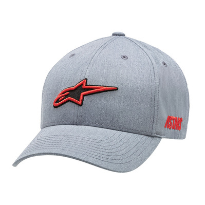 ALPINESTARS - AGELESS POPPER - Casquette Homme grey heather