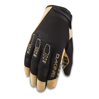 DAKINE - CROSS-X GLOVE Homme BLACK / TAN