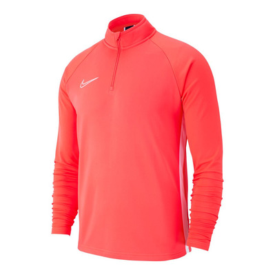 NIKE - DRY ACADEMY 19 DRIL - Sudadera hombre red/white