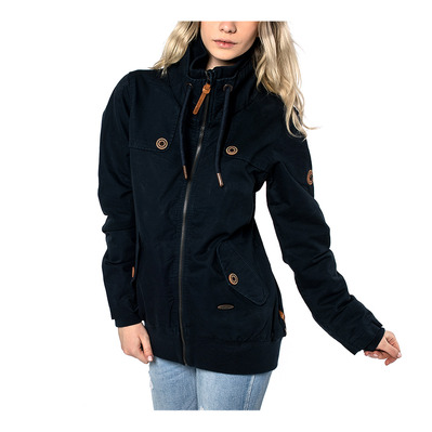 ALIFE AND KICKIN - CHARLENE - Jacke - Frauen - navy