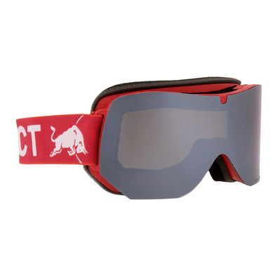 RED BULL SPECT - Red Bull CLYDE - Gafas de esquí red/grey