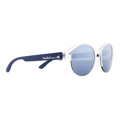 RED BULL SPECT - Red Bull WING5-002P - Gafas de sol polarizadas x'tal clear/blue silver flash