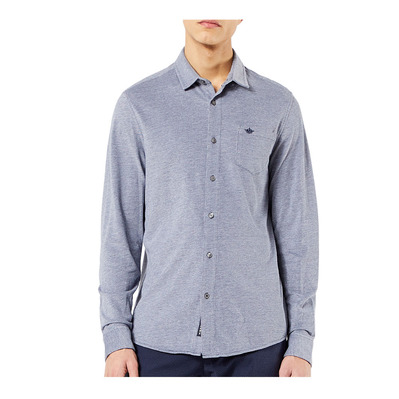 DOCKERS - ALPHA 360 BUTTON UP - Camisa hombre hofmann/pembroke