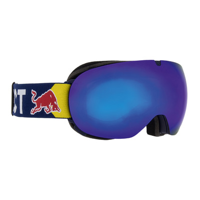 RED BULL SPECT - Red Bull MAGNETRON ACE 003 - Masque ski dark blue/blue snow