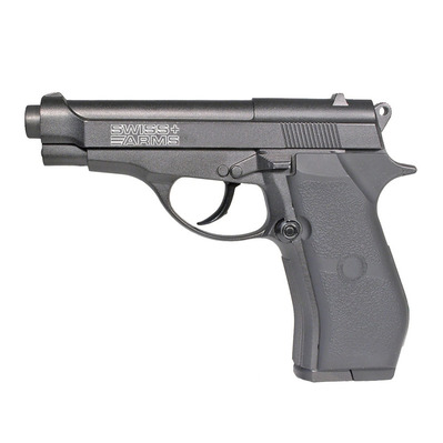 SWISS ARMS - P84 - Réplica pistola black