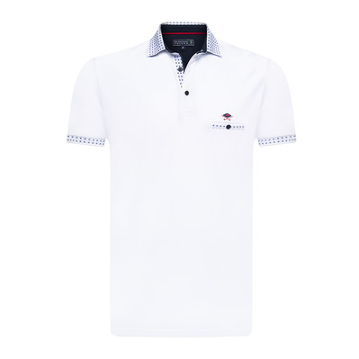 SIR RAYMOND TAILOR - DIETICO - Polo hombre white