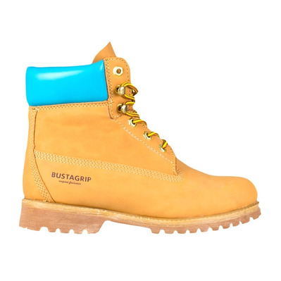 BUSTAGRIP - KING ECO - Botines yellow/blue