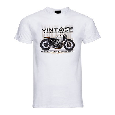 BLACK CAFÉ LONDON - Black Cafe London 2-DIG - Camiseta hombre white