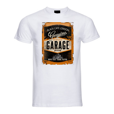 BLACK CAFÉ LONDON - Black Cafe London 11-DIG - Camiseta hombre white