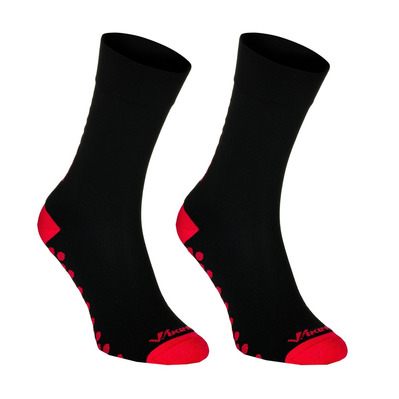 VIKING SPORT - RUN & BIKE DOT - Chaussettes black