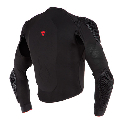 DAINESE - RHYOLITE SAFETY LITE - Gilet de protection Homme black