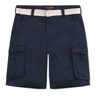 MUSTO - BAY COMBAT SHORT Homme TRUE NAVY