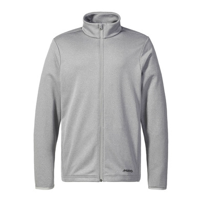 MUSTO - ESS FULL ZIP SWEAT Homme GREY MELANGE