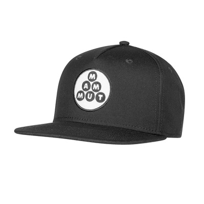 MAMMUT - MASSONE - Casquette black
